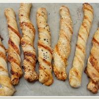 Pizzás twister teljes kiőrlésű tönkölyliszttel